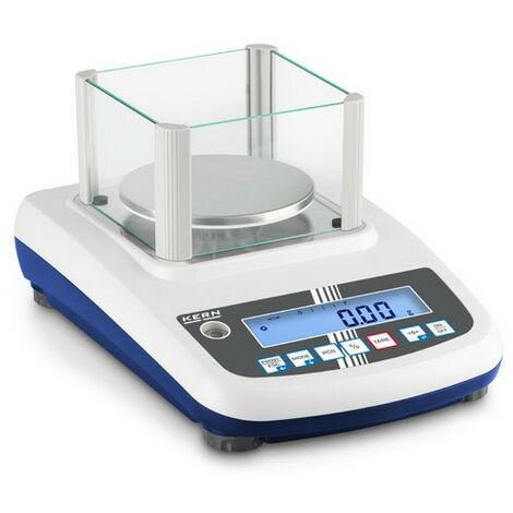 Kern - Balance de précision portée max. 2000 kg plateau inox ∅ 120 mm - PFB2000-2