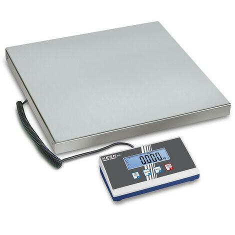 Kern - Balance plateforme 50g à 150 Kg 550x550x65mm - EOB150K50L