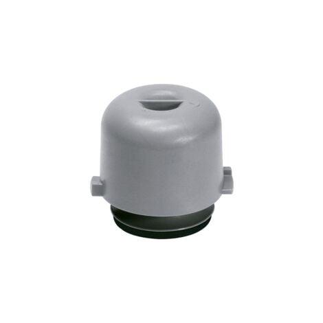 KESSEL Glockengeruchverschluss 27169 aus PP, 60 Sperrwasserhöhe