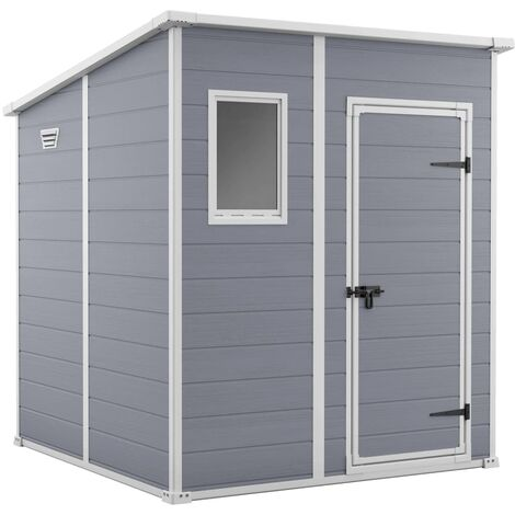 Keter Garden Shed Manor Pent 66