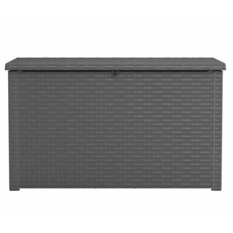 Keter Garden Storage Box Java 870 L - Grey