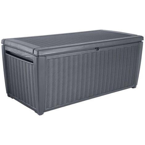 Keter Garden Storage Box Sumatra 511 L - Grey
