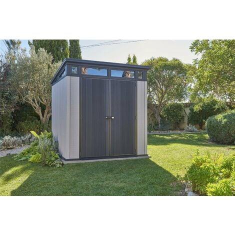 Keter Garden Storage Shed Artisan 77 214x218x226 cm 235572
