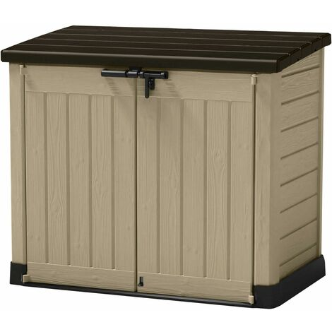 Keter Gartenbox Aufbewahrungsbox Mülltonnenbox Mülltonnenschrank Store It Out