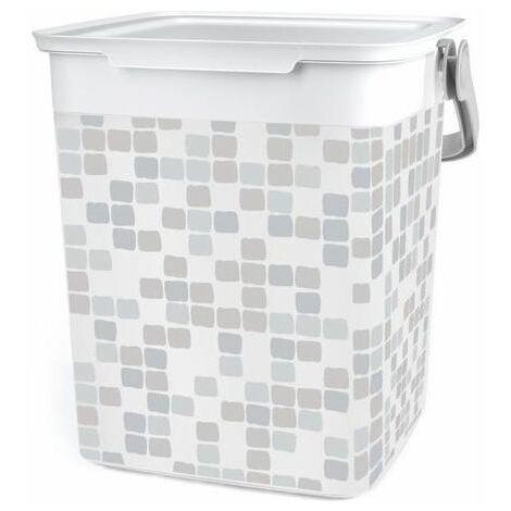 Keter Kis Smart Container Porta Biancheria Mosaic