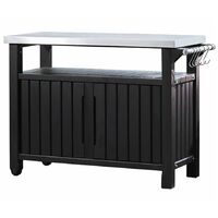 Keter Multifunctional Outdoor Table for BBQ Unity XL 228934