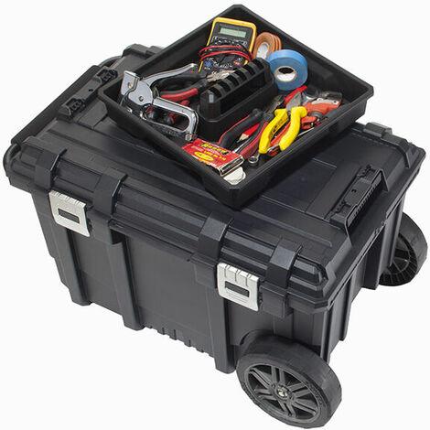 Keter Roc 17203777 Pro Series Job Box 57 Litre (15 Gallon)