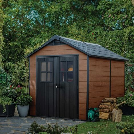 Keter Roc Newton 757 Shed (Home Delivery)
