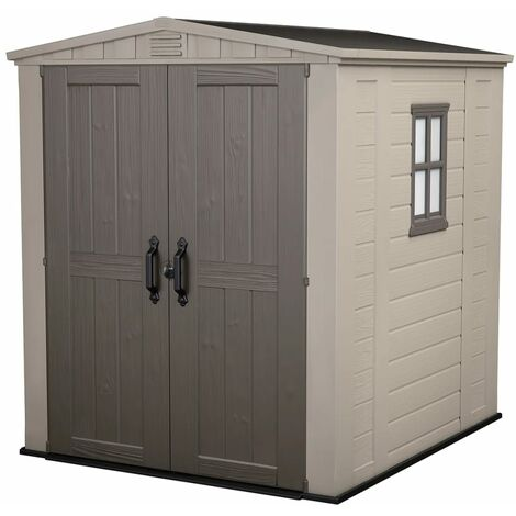 Keter Storage Shed Factor 6x6 211249
