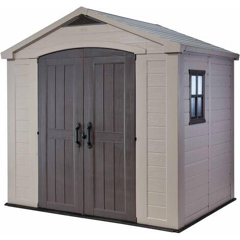 Keter Storage Shed Factor 6x6 211249