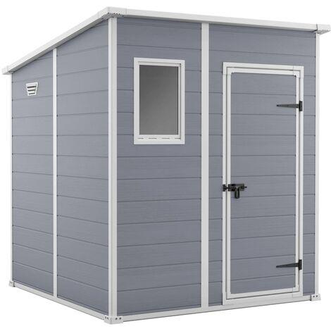 Keter Storage Shed Manor 64 Grey 217572