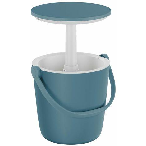 Keter Table Cooler Go Bar Ocean Blue