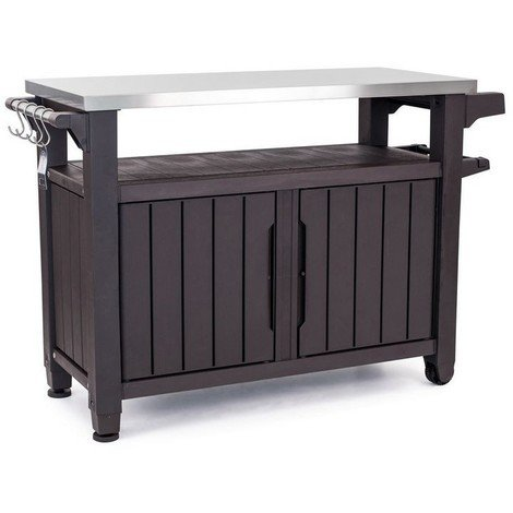 Keter Tavolino In Resina BBQ UNITY XL