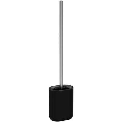 Keto Toilet Brush & Holder Black