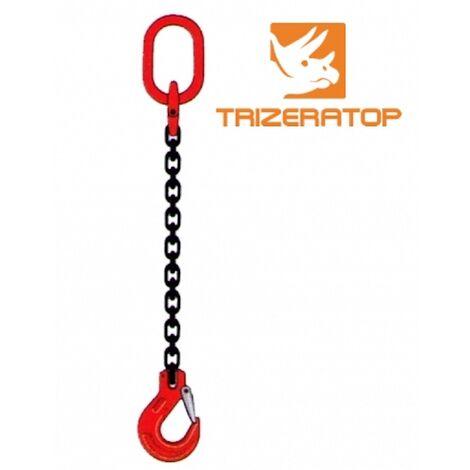 Kettengehänge 1-Strang, 6 mm, WLL 1120 kg