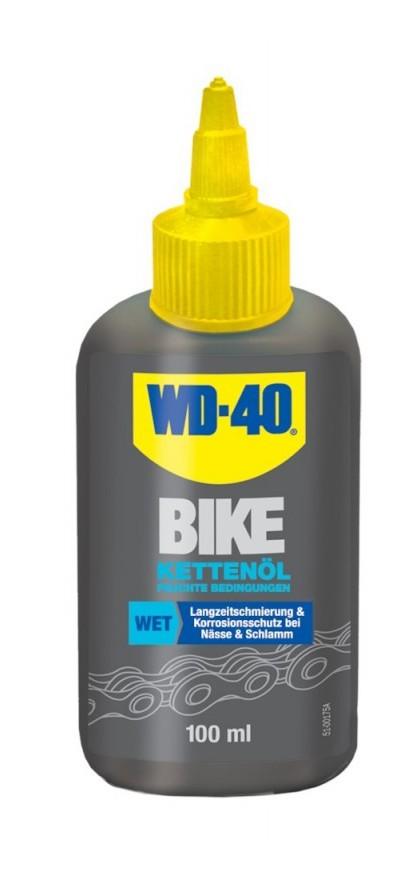 BIKE - huile de chaine humide 100ml (Par 6) - Wd-40