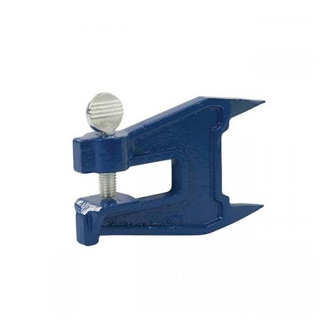 Kettensägen Schraubstock Feilbock Halter für Kettensägen einschlagbahr 16 mm