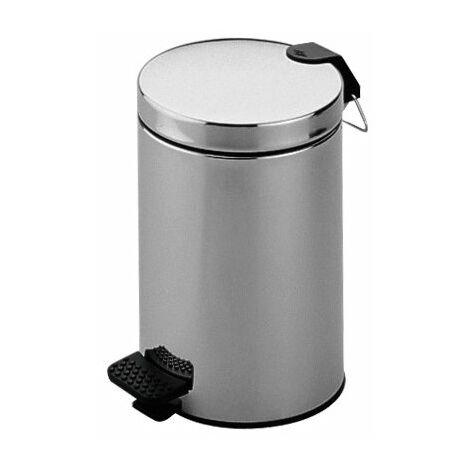 Keuco Abfallbehälter Universalartikel 04988 verchromt - 04988010000