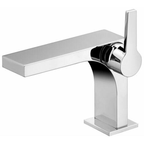 Keuco Edition 11 Mezclador monomando de lavabo 110, 51104, sin desagüe, cromado - 51104010100