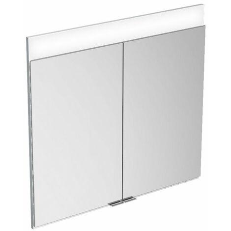 Keuco Edition 400 Armario con espejo 21501, para montaje en pared, 710x650x154 mm - 21501171301