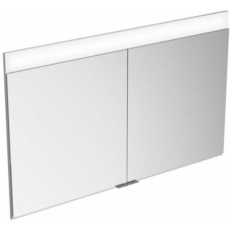 Keuco Edition 400 Armario con espejo 21502, de pared, 1060x650x154 mm - 21502171301