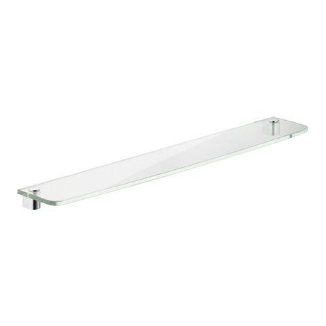 Keuco Elegance Cristallin placa de vidrio 11610, 360x131x10mm - 11610005300