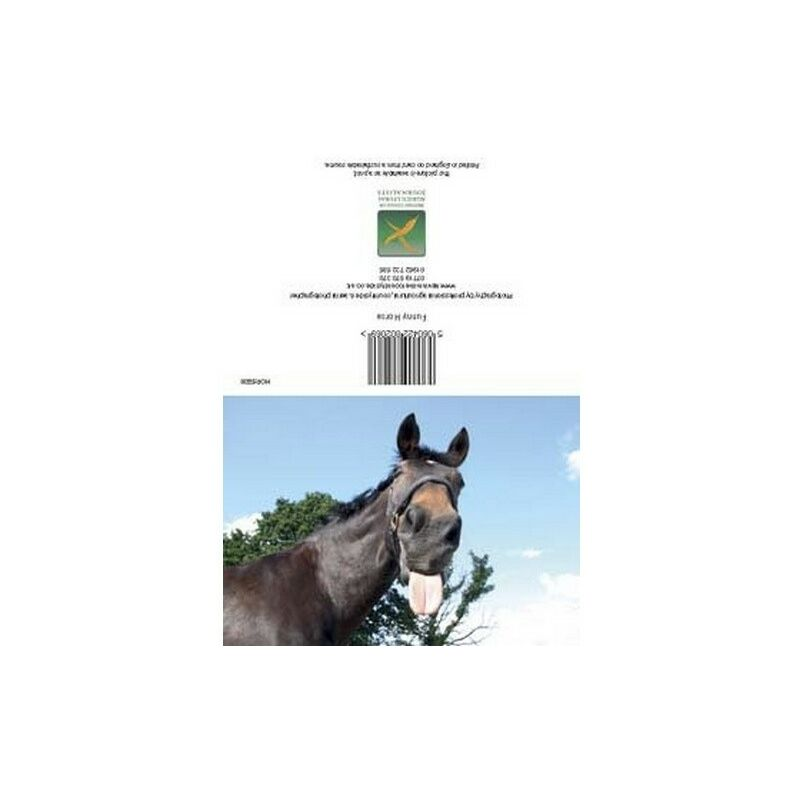 Image of Countryside Funny Horse Greetings Card (One Size) (Multicoloured) - Kevin Milner
