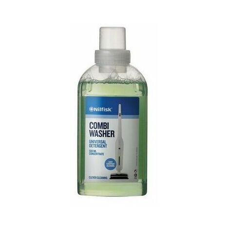 Kew Nilfisk Alto 125300428 Combi Washer Universal Detergent 500ml
