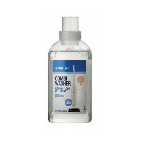 Kew Nilfisk Alto 125300430 Combi Washer Wooden Floor Detergent 500ml