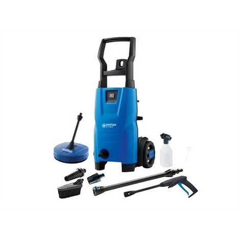 """main image of """"Kew Nilfisk Alto 128470804 C110.7-5 PCA X-TRA Pressure Washer with Patio Cleaner & Brush 110 Bar 240 Volt"""""""