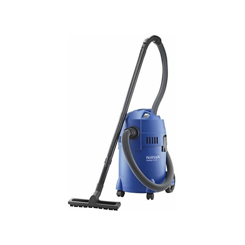 Image of Kew Nilfisk Alto - Buddy II Wet & Dry Vacuum & Blow Function 18 Litre 1200W 240V (KEWBUDDY1118)
