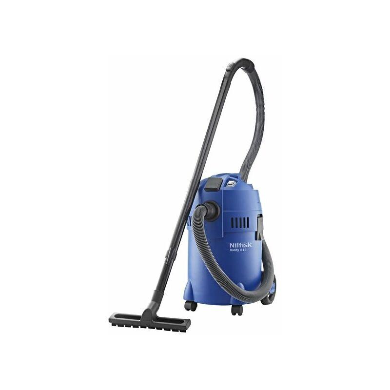 Image of Buddy II Wet & Dry Vacuum With Power Tool Take Off 18 Litre 1200W 240V (KEWBUDDY18) - KEW NILFISK ALTO