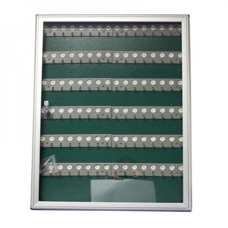 Key cabinet alubox 96 keys cabinet case