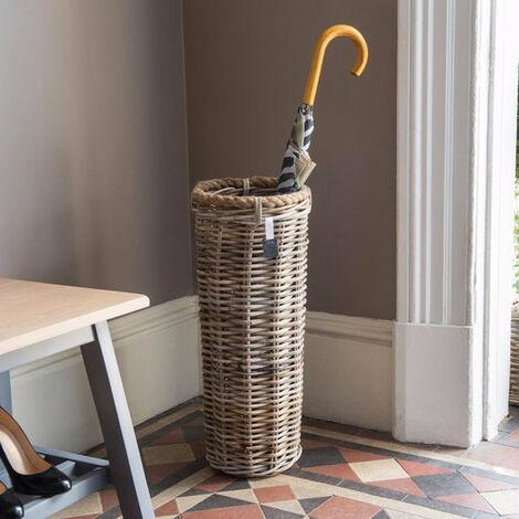 Key Largo Rattan Umbrella Basket