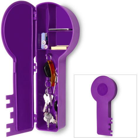 Key Shaped Key Cabinet Hallway Storage Box Colour Choice