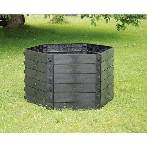 Hochbeet Grundvariante SK 550 Liter KHW Schnellkomposter