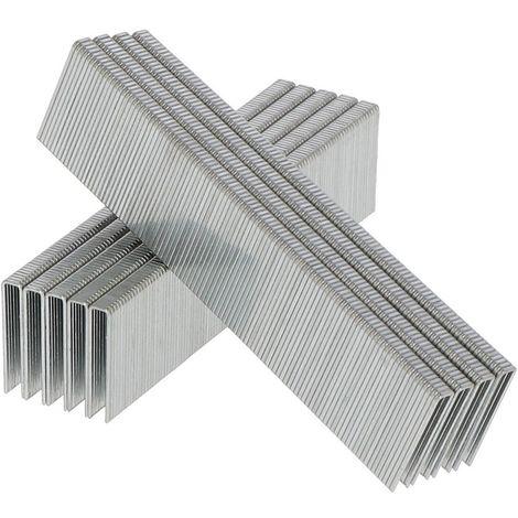 Kibani graffette 40 mm 5000 pezzi | Kibani graffette 40mm 5000 pezzi