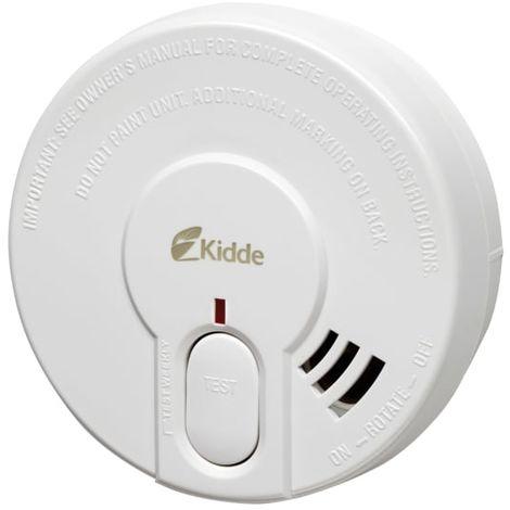 Kidde 2sfw 230v Mains Optical Smoke Alarm With Wi Fi Long Life