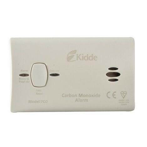 Kidde 7COC Carbon Monoxide Alarm 10 Year Sensor