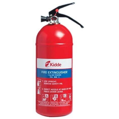 Kidde Fire Extinguisher Multi-Purpose ABC