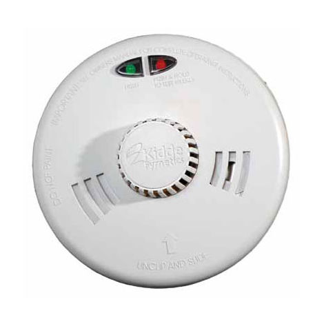 Kidde Slick Heat Alarm With Battery Back Up (3SFW)