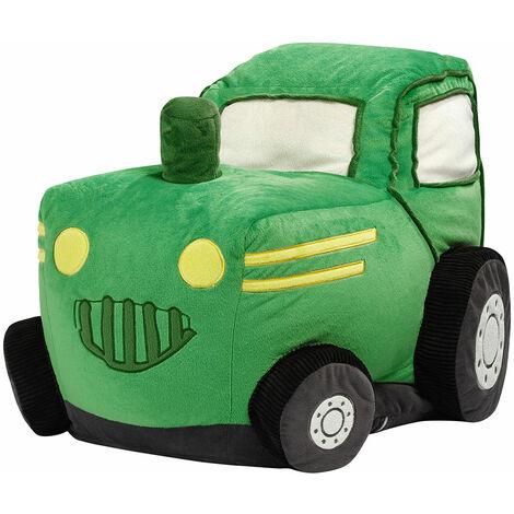 Kiddy-Pouf Tracteur