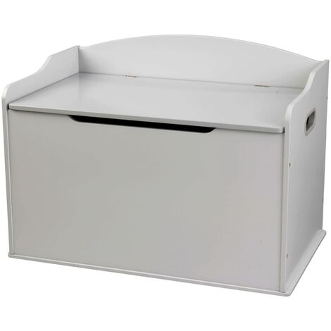 KidKraft Toy Box Austin Grey Fog 76.2 x 45.72 x 53.98 cm