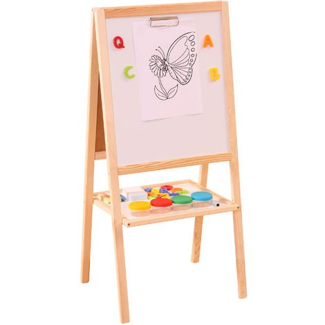 Kids 4-In-1 Double Sided Easel