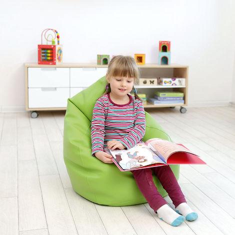 Kids Bean Bag - Green