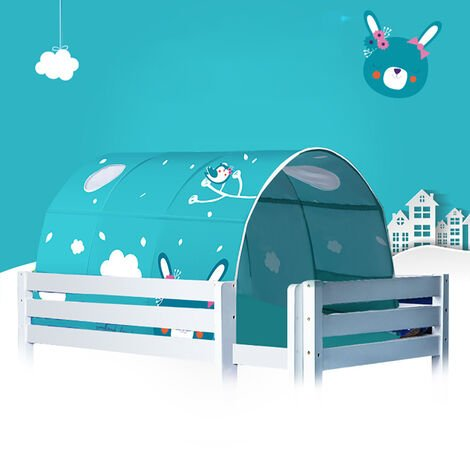 """main image of """"Kids Bed Tent Tunnel Play House Foldable Pop Up Indoor"""""""