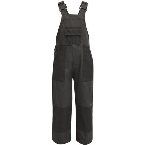 Kid's Bib Overalls Size 146/152 Grey