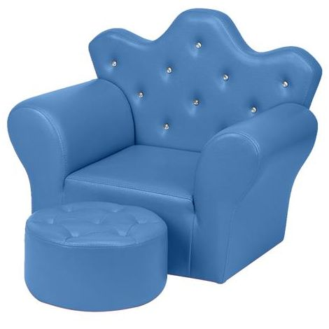 Kids Children Sofa Seat Armchair Lounger Couch Furniture ...