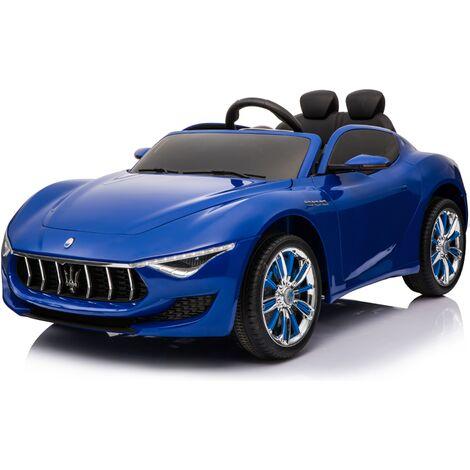 Kids Electric Ride On Car Maserati Alfieri Blue
