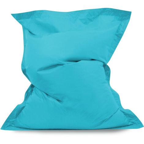 Kids Giant 4-Way Lounger Bean Bag - 120cm x 100cm, Indoor Outdoor Water Resistant Floor Cushion